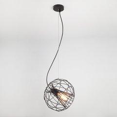 фото Подвесной светильник в стиле лофт 50060/1 черный