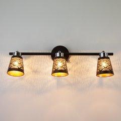 фото Настенный светильник с поворотными плафонами 20061/3 черный