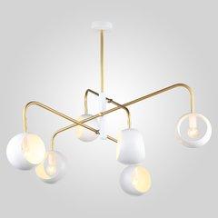 фото Подвесной светильник в стиле лофт 70055/6 белый