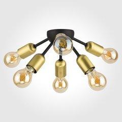 фото Потолочный светильник 1467 Estrella Black