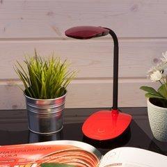 фото Светодиодная настольная лампа 90191/24 красный