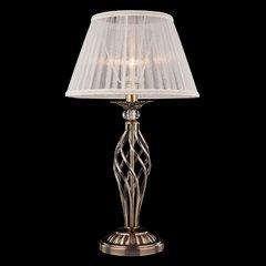 фото Настольная лампа 01002/1 античная бронза