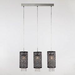 фото Подвесной светильник с хрусталем 1180/3 хром