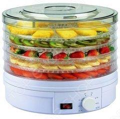 фото Сушилка для овощей и фруктов 250 Вт DELTA DL-6801