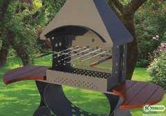 Фото №2 Подъемная рамка для шампуров ПР-1
