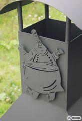 фото Декоративное украшение для мангала Поваренок 2