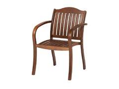 фото Кресло деревянное для отдыха Верано