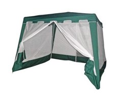 фото Садовый шатёр 3х3 с москиткой WS-G03