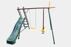 Фото №2 Детский игровой комплекс Солнышко - 5 с 422