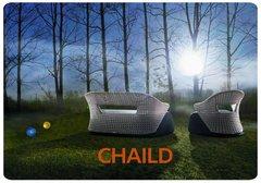 Фото №4 Комплект мебели из ротанга CHAILD-202010 лаунж сет