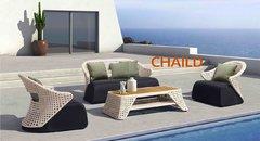 Фото №6 Комплект мебели из ротанга CHAILD-202010 лаунж сет