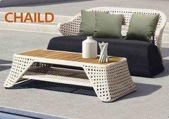 Фото №7 Комплект мебели из ротанга CHAILD-202010 лаунж сет