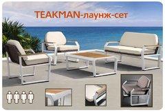 Фото №3 Комплект мебели из ротанга TEAKMAN-201820 лаунж сет