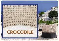 Фото №6 Комплект мебели из ротанга CROCODILE-202130 лаунж сет