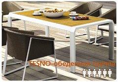Фото №3 Обеденный комплект мебели из ротанга TESNO-202420