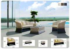 Фото №9 Обеденный комплект мебели из ротанга CROCODILE-202140