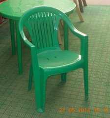 Фото №3 Кресло пластиковое Классик