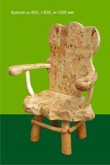 фото Кресло из Тополя # 2