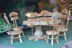 Фото №2 Набор мебели из Тополя