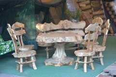 Фото №3 Набор мебели из Тополя
