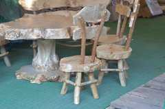 Фото №4 Набор мебели из Тополя