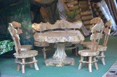 фото Набор мебели из Тополя
