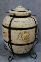 фото Тандыр большой керамический  серия КАИР