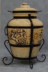 фото Тандыр средний керамический серия КАИР