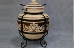 фото Тандыр средний керамический