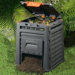 фото Компостеры пластиковые KETER Eco Composter 320 л
