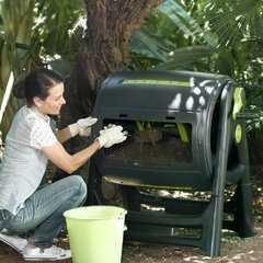 Фото №2 Компостеры пластиковые KETER Compost Mixer