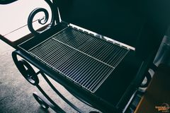 фото Решетка для барбекю ПР-3