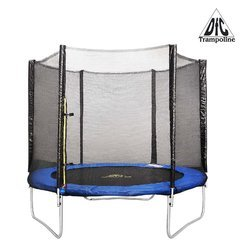 фото Батут 6 футов (183 см) DFC Trampoline Fitness с сеткой 6 ft - TR-E