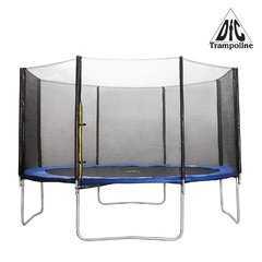 Фото №2 Батут 8 футов (244 см) DFC Trampoline Fitness с сеткой 8 ft - TR-E