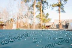 """Фото №5 Чехол-укрытие от дождя """"ЛЮКС"""" для качелей Титан 260 см"""
