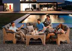 Фото №2 Комплект мебели для отдыха Элегия