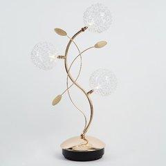 фото Настольная лампа 4800/3 золото  наст. лампа