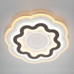 фото Светодиодный потолочный светильник 90120/1 белый