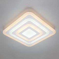 фото Светодиодный потолочный светильник 90118/1 белый