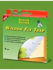 фото Средства от мух и ос: Оконная ловушка для мух Fly Trap, в комплекте 2 шт. (1315000) (Swissinno)
