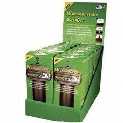 фото Средства от кротов и полевок: Большой набор кротоловок SuperCat Vole Trap из 12 шт (Swissinno)