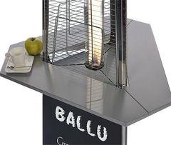 фото Уличные газовые обогреватели: Столик с полимерным покрытием Ballu BOGH-T