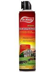 фото Средства от клопов: Аэрозоль Dr Klaus от муравьев и других ползающих насекомых, 600 мл