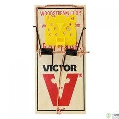 фото Мышеловки и крысоловки: Комплект 12 шт.деревянная крысоловка Victor M205R