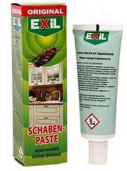 фото Средства от тараканов: Гель для уничтожения тараканов Exil Schaben Paste 75г.