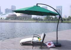 фото Садовый зонт A005 зеленый