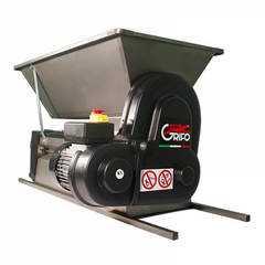 фото Дробилка dmci электрическая для винограда с гребнеотделителем