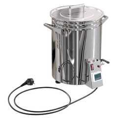 фото Автоматическая пивоварня «добрый жар» 50 л с тэн
