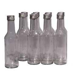 фото Комплект бутылок РОСА 0,25 л с алюминиевыми колпачками (12 шт.)