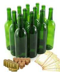 фото Комплект винных бутылок «тоскана» 0,7 л (12 шт.)